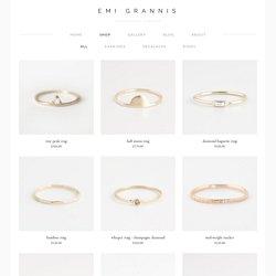 Shop — EMI GRANNIS