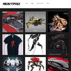 Shop — HEAVYPOLY