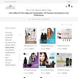 Αγοραστε τα καλυτερα προϊοντα ομορφιας διαδικτυακα