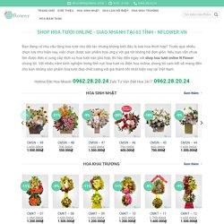 Shop Hoa Tươi Online - Giao Nhanh Tại 63 Tỉnh - Nflower.vn