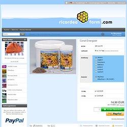 Shop der Ricordea-Farm.com - Coral Energizer