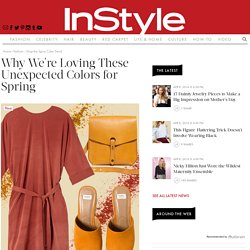 Shop the Spice Color Trend
