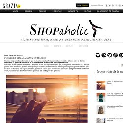~Shopaholic~ blog de moda
