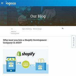 Hire Shopify Developers for the app and store boost up!