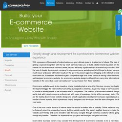 Shopify development company India
