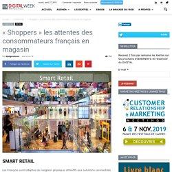 «Shoppers» les attentes des consommateurs français en magasin