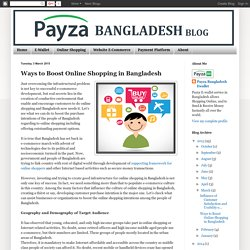 Ways to Increase your Online Sales in Bangladesh