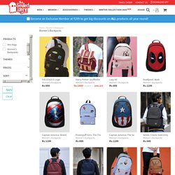 The Souled Store - One-stop destination for all official merchandise of superheroes and movies