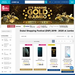 DSF Offers and Deals at Jumbo Electronics, UAE