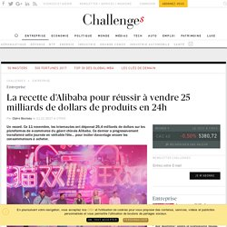 11 11 Alibaba Global Shopping Festival en Chine: pourquoi le commerce devient festif