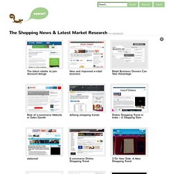 The Shopping News & Latest Market Research