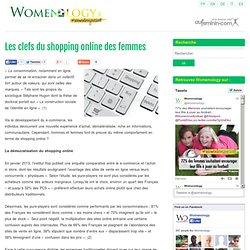Les clefs du shopping online des femmes : e-commerce versus in store