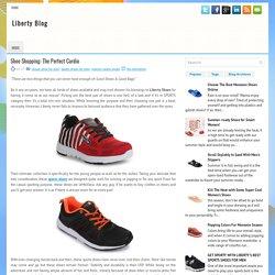 Shoe Shopping: The Perfect Cardio