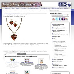 Shopping - Purchase Arts & Crafts and Friendly Plastic Modeling Material products and accessories online!