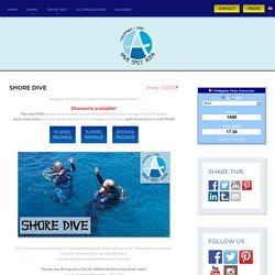 Shore Dive - Dive Spot Asia