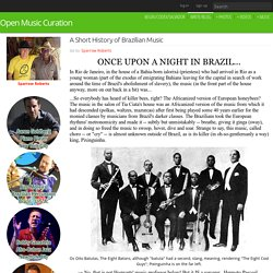 A Short History of Brazilian Music