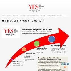 YES Short Open Programs' 2013-2014