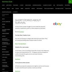 Short Stories About Survival
