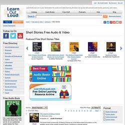 Short Stories Free Audio & Video