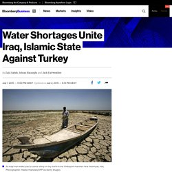 Water Shortages Unite Iraq, Islamic State Against Turkey