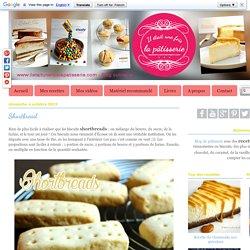 Shortbread : Il était une fois la pâtisserie