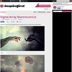 Digital Art by Shortcircuit123