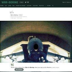 Who Shot Down U.S. Navy Pilot Scott Speicher? – War Is Boring