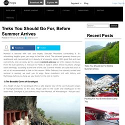 Treks You Should Go For, Before Summer Arrives