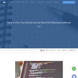 MLM Business Software - Cloudmlmsoftware.com