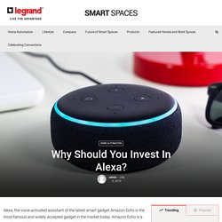 Why Should You Invest In Alexa?