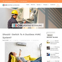 Should I Switch to a Ductless HVAC System?
