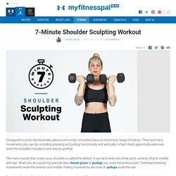 7-Minute Shoulder Sculpting Workout