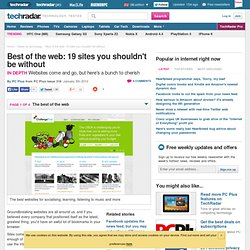 Best of the web: 19 sites you shouldn't be without