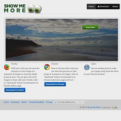 Show Me More :: ShowMeMore.at