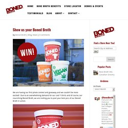 Show us your Boned Broth