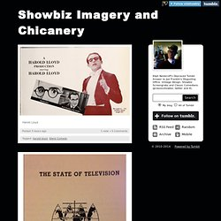 Showbiz Imagery and Chicanery