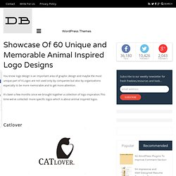 Showcase Of 60 Unique and Memorable Animal Inspired Logo Designs | DesignBeep