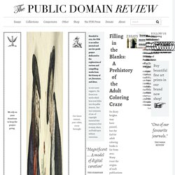 The Public Domain Review |