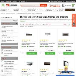 Glass Shower Door Hardware For Sale