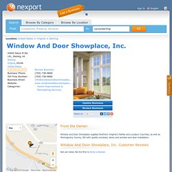 Window and Door Showplace, Inc.