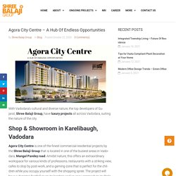 Shops & Showroom For Sale in Karelibaugh, Vadodara