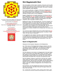 Shri Bagalamukhi Devi