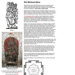 Shri Bhairava Deva