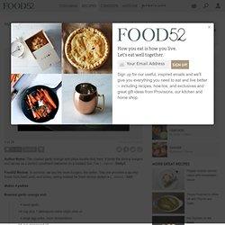 Shrimp Burgers with Roasted Garlic-Orange Aioli recipe on Food52.com