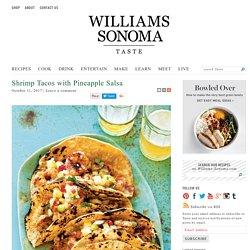 Shrimp and Pineapple Tacos Recipe