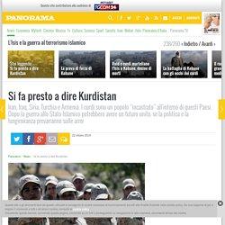 Si fa presto a dire Kurdistan