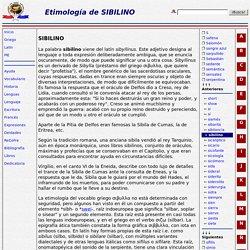 SIBILINO