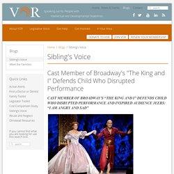 Sibling's Voice - VOR