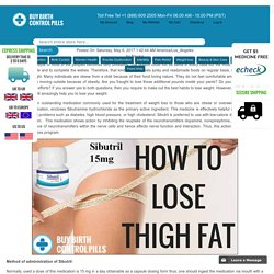 Sibutril Slimming Tablets