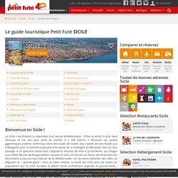 SICILE, Le guide touristique Petit Futé